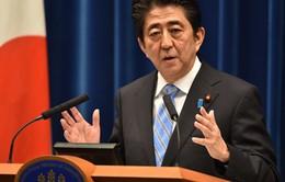 Nhật Bản đẩy mạnh hợp tác an ninh toàn cầu
