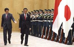 Nhật Bản - Indonesia tăng cường hợp tác về an ninh và kinh tế