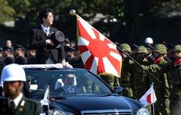 Nội các Nhật Bản thông qua dự luật an ninh