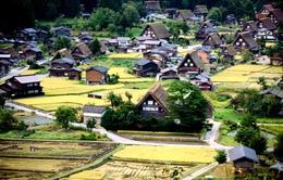 """6 ngôi làng cổ ở châu Á khiến khách du lịch """"mê mệt"""""""