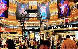 Các trung tâm mua sắm ở Paris hồi sinh sau tấn công khủng bố