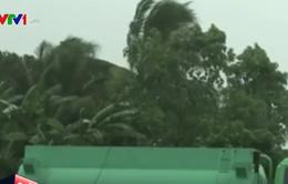 Siêu bão Koppu giật cấp 14 đổ bộ vào Philippines