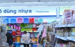 Doanh nghiệp vẫn bám siêu thị dù lợi nhuận thấp