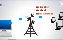 Xử lý tin nhắn rác: Cơ chế có đủ mạnh?