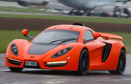 Siêu xe Sin R1 GT lướt êm với động cơ 450 mã lực