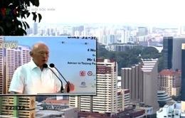 Tầm nhìn của cố Thủ tướng Lý Quang Diệu
