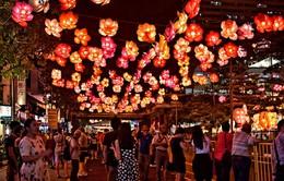 Không khí đón Trung thu tại Singapore