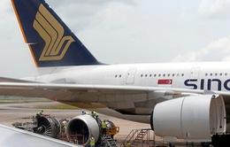 Máy bay của hãng hàng không Singapore bị đe dọa đánh bom
