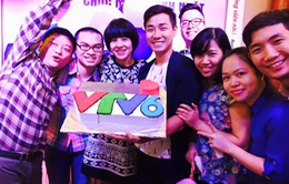 Các BTV, MC hào hứng chúc mừng sinh nhật VTV6
