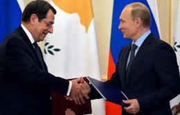 Cộng hòa Síp cho phép hải quân Nga sử dụng cảng biển