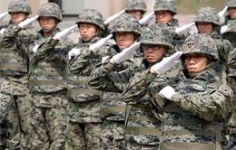 Hàn Quốc cải tổ quân đội
