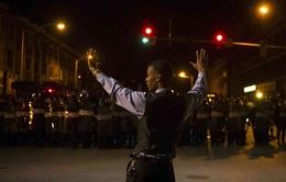 Mỹ: Thành phố Baltimore dỡ bỏ lệnh giới nghiêm