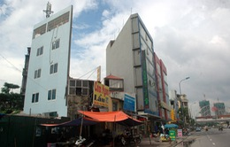 Hà Nội: Phát sinh thêm hơn 400 nhà siêu mỏng, siêu méo