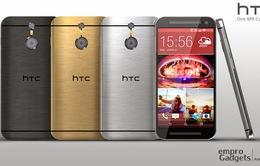 Cá tính mới, phong cách mới cùng HTC One M9