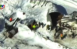 Bờ Đông nước Mỹ tiếp tục hứng chịu bão tuyết và giá rét