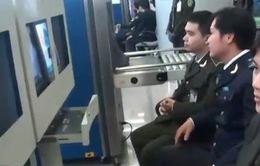 Chỉ còn 1 cửa soi chiếu ở sân bay Tân Sơn Nhất