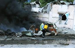 Đánh bom liều chết tại Somalia khiến 5 cảnh sát thiệt mạng
