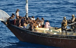 Số vụ cướp biển tại châu Á tăng mạnh