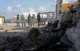 Đánh bom liều chết tại Somalia, 15 người thiệt mạng