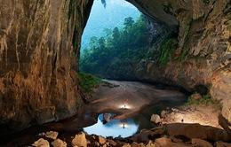 Hình ảnh hang Sơn Đoòng được phát sóng trên truyền hình Mỹ