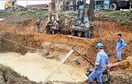 Khởi tố tố thêm 7 bị can trong vụ vỡ đường ống nước sông Đà