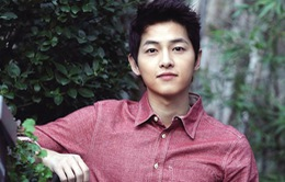 Song Joong Ki đắt show dù chưa xuất ngũ