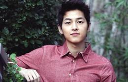 Song Joong Ki bất ngờ bị thương khi quay phim mới