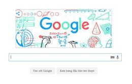 Google thay áo mừng ngày nhà giáo Việt Nam 20/11