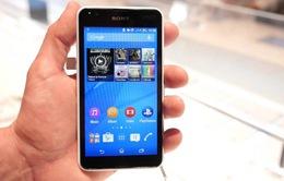 MWC 2015: Xperia E4g - Smartphone giá mềm với dung lượng pin lớn