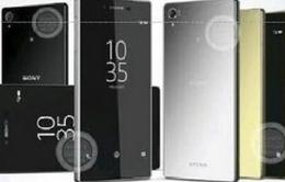 Sony Xperia Z5 Plus lộ thiết kế màn hình 4K với cảm biến vân tay