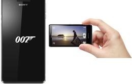 """James Bond từ chối sử dụng chiếc Xperia Z4 """"trị giá"""" 5 triệu USD"""