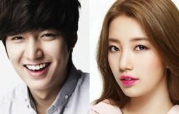 Lee Min Ho và Suzy công khai hẹn hò, cổ phiếu JYP giảm nhẹ