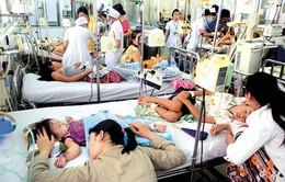 Dịch sốt xuất huyết, tay chân miệng lây lan nhanh tại nhiều địa phương