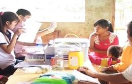 Hơn 1.000 ca mắc sốt rét ở Bình Phước từ đầu năm 2015