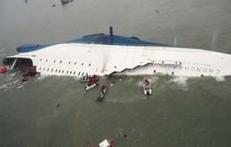 1 năm sau thảm họa chìm phà Sewol, các thợ lặn vẫn bị ám ảnh