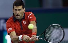 Thượng Hải Masters 2015: Djokovic, Nadal ghi tên vào vòng tứ kết