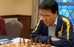 Quang Liêm tiến gần tới chức vô địch giải cờ vua SPICE Cup