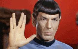 Hướng dẫn cách chào theo ngôn ngữ Vulcan bằng emoji trên iPhone