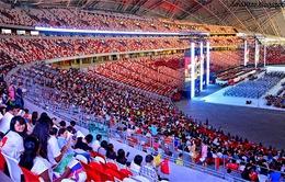 SEA Games 28: Khu LHTTQG Singapore hướng tới cộng đồng