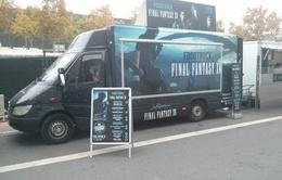 Quảng bá game Final Fantasy XV qua cửa hàng ăn nhanh