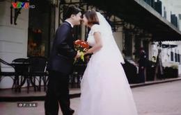 Hạnh phúc đẹp của cặp vợ chồng bị khuyết tật mắt