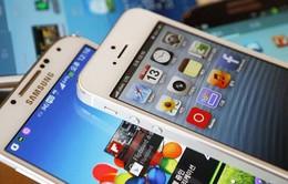 Apple đang thu hẹp khoảng cách với Samsung