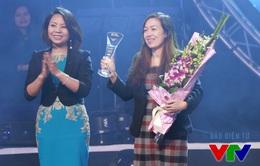 Hoài Lâm tiếp tục giành giải Bài hát yêu thích nhất tháng