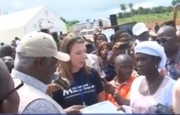 Sierra Leone phát hiện trường hợp nhiễm Ebola