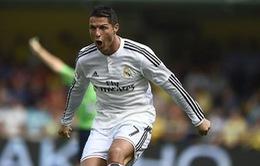 Ronaldo lọt Top 3 chân sút vĩ đại nhất của El Clasico