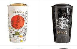 Những mẫu cốc độc đáo dành riêng cho tín đồ Starbucks