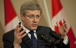 Thủ tướng Canada thăm Ukraine