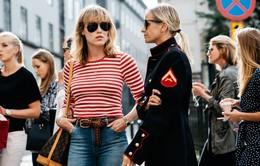 Đã mắt với phong cách thời trang đường phố ở Stockholm