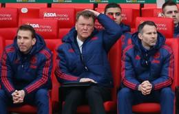 HLV Van Gaal đổ lỗi cho học trò sau thất bại trong ngày Boxing day