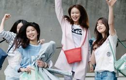 """Ngắm phong cách cực """"chất"""" của tín đồ thời trang ở Hàn Quốc"""